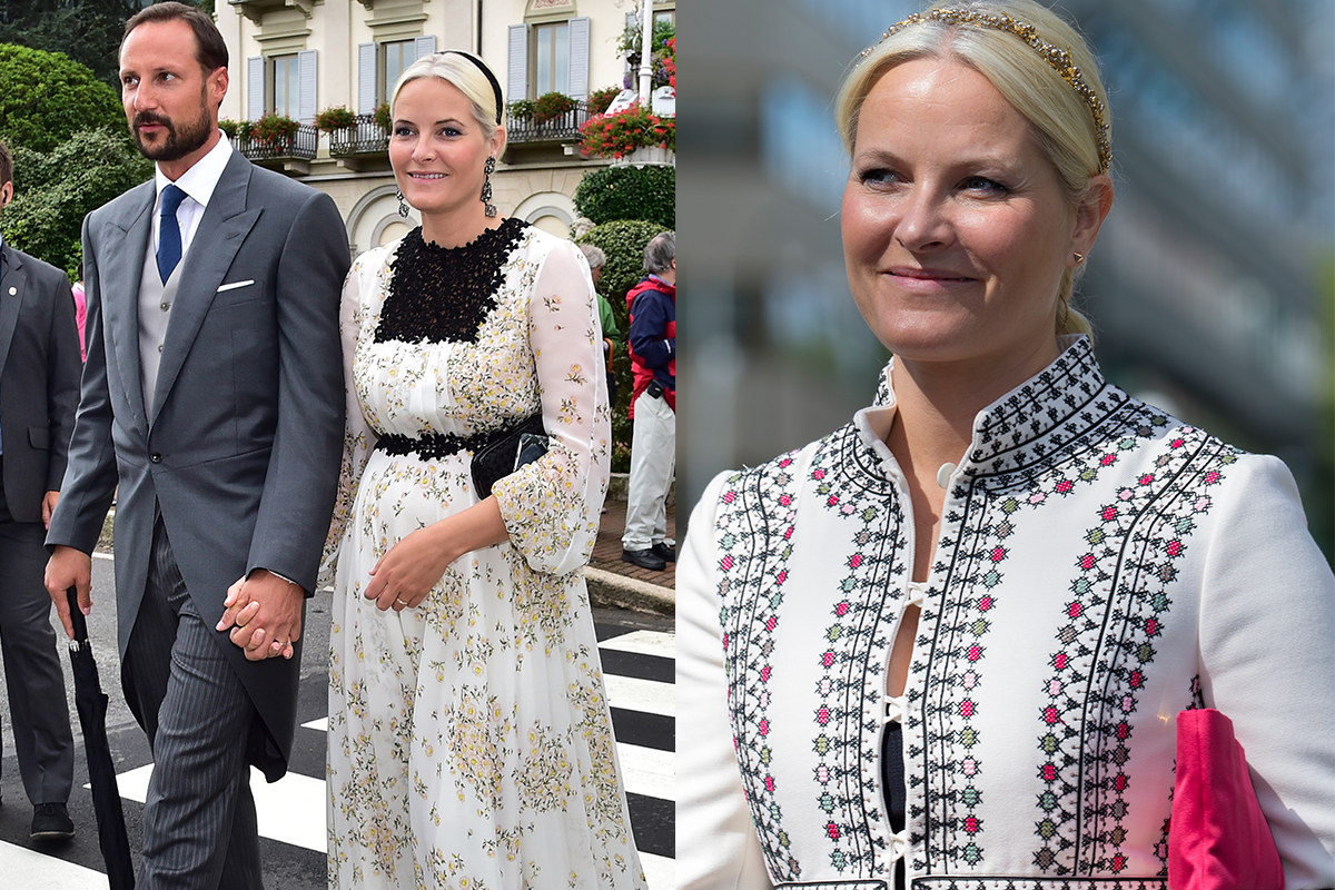 Right Crown Princess Mette Marit Of Norway Photo Nigel Waldron Getty Images