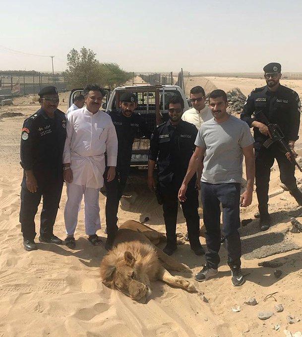 Something happened in Kuwait