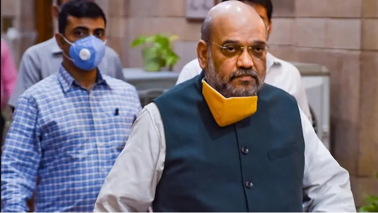 Amit Shah Tests Coronavirus Positive