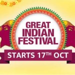 Amazon Great Indian Festival Sale 2020(Live) – List of all Best Deals & Offers