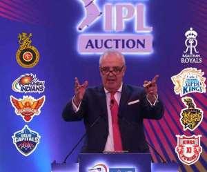 IPL 2021 Auction Live