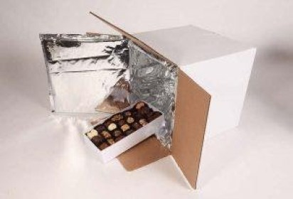 Chocolates in Custom Packaging