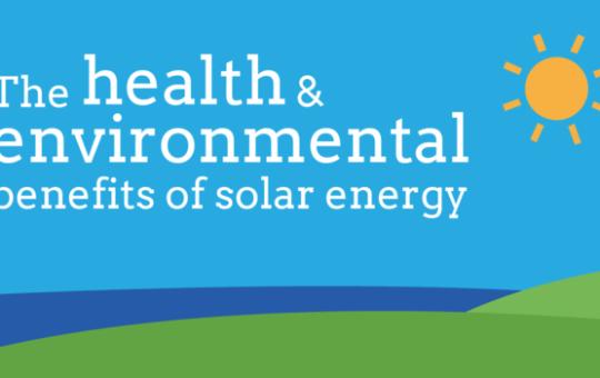 Environmental Benefits of Going Solar