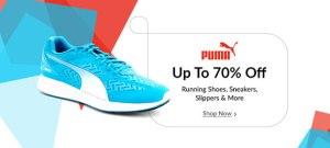 Puma Shoes Sales