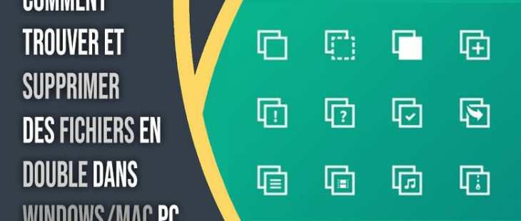 supprimer des fichiers en double dans Windows