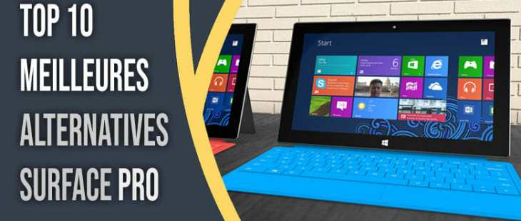 Alternatives Surface Pro