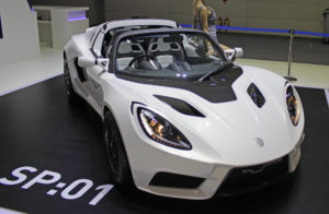 Vehicules electriques rapides