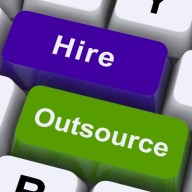 Outsource And Hire Keys by Stuart Miles