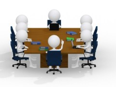3d Business Meeting by David Castillo Dominici