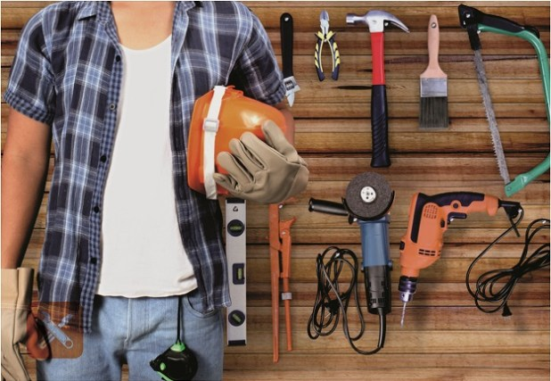 own power tools