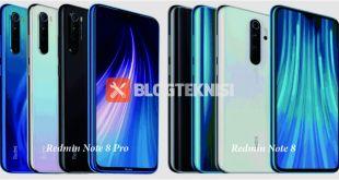 Perbedaan Redmi Note 8 dan Redmi Note 8 Pro