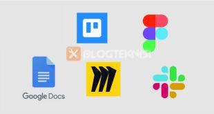 5 aplikasi remote working populer
