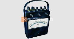 cara menggunakan wattmeter