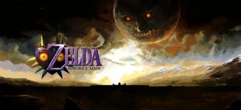 Zelda Majoras Mask 3D