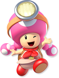 Captain Toadette