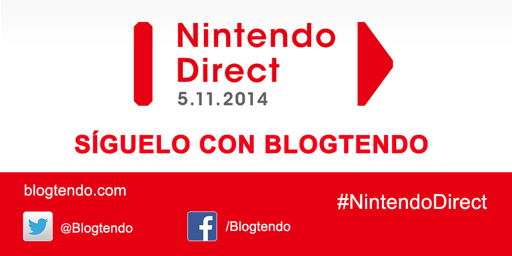 5.11.2014 Nintendo Direct