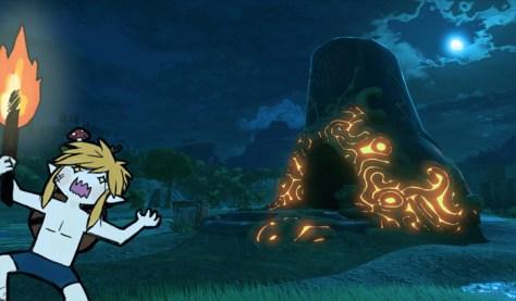 Breath of the Wild, Zelda, Eiji Aonuma, Ciclo nocturno, Link, Nintendo NX