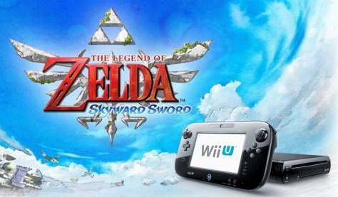 Wii U, Legend of Zelda: Skyward Sword, Zelda, Nintendo Direct, Aniversario 30 Zelda