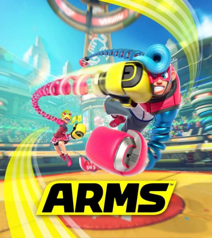 Portada ARMS