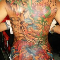 All About Tattoos In Thailand