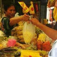 Be A Vegetarian For A Week In Thailand