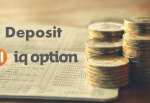 Hướng dẫn cách nạp tiền vào tài khoản IQ Option bằng thẻ Visa/Mastercard