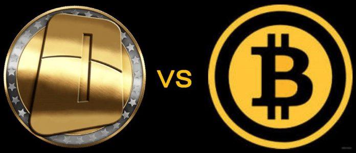 Onecoin khác gì so với Bitcoin?