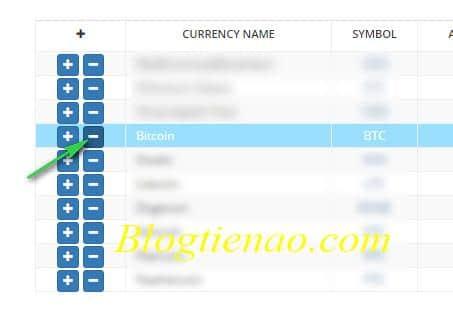 Cách rút tiền BTC từ Bittrex về Remitano