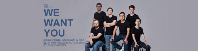 Đội ngũ phát triển của Qtum