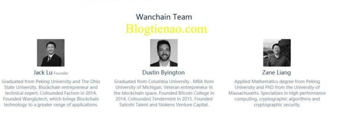 Team-wanchain
