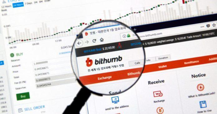 Ngân hàng buộc sàn giao dịch Bithumb ở Hàn Quốc phải vô hiệu hóa các tài khoản mới