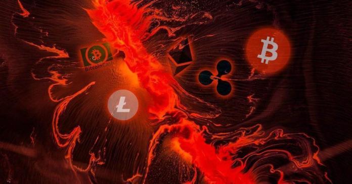 """Bitcoin: Hoặc giữ trên 12.000 USD, hoặc đối mặt với """"trận tắm máu"""" lớn"""