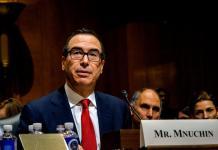 Tiếp sau Trump, Bộ trưởng Tài chính Hoa Kỳ tấn công Bitcoin và Libra.