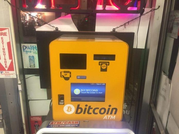 Việc sử dụng blockchain ngày càng tăng khi số lượng máy ATM tiền điện phát triển mạnh