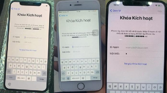 iphone bị khóa cloud tống tiền bằng bitcoin