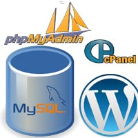 How to create MySQL database for wordpress installation - cPanel, phpMyAdmin