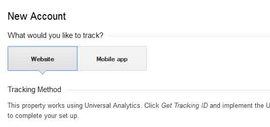 Setup Google Analytics for wordpress