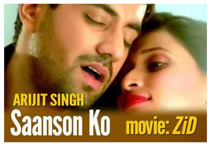 Saanson Ko Video Song - Zid | Official HD Video Songs