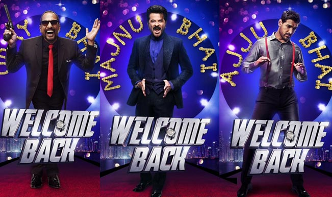 Wecome Back Movie Poster