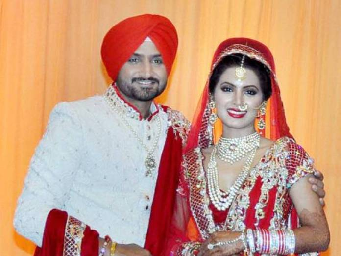 The most surprising link ups in 2015 - Harbhajan and Geeta