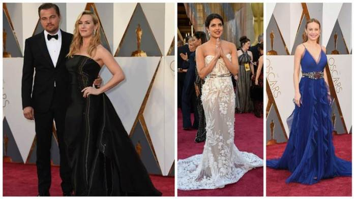 Take a look at who wore what at the Oscars 2016 | Pictures Inside- Oscars 2016