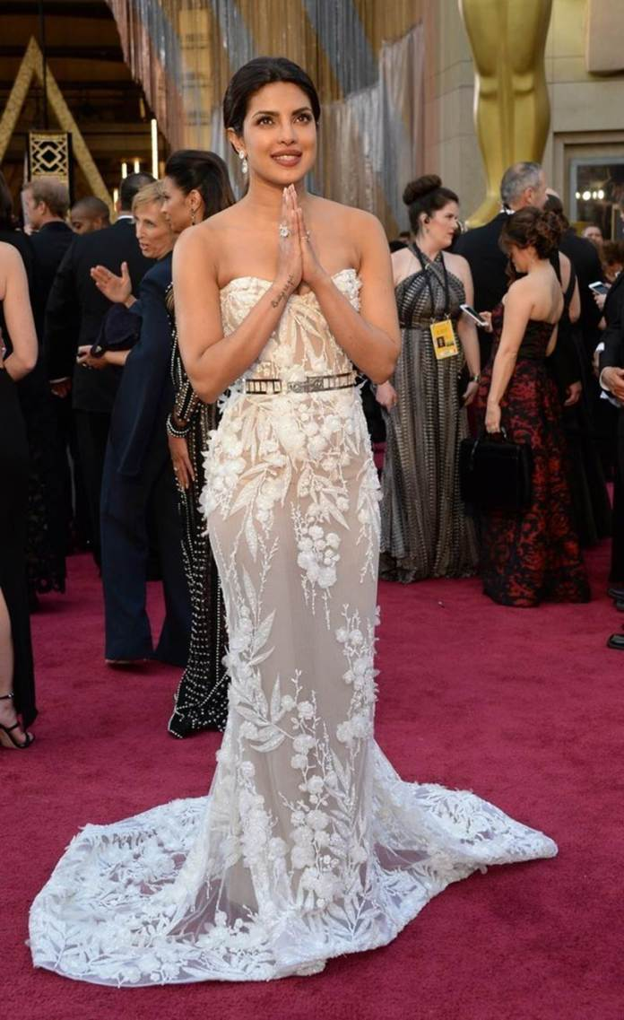Take a look at who wore what at the Oscars 2016 | Pictures Inside- Priyanka