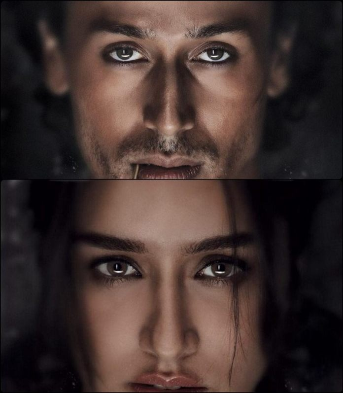 The Intense First Look of Tiger Shroff and Shraddha Kapoor from Baaghi is killing us- Tiger Shraddha
