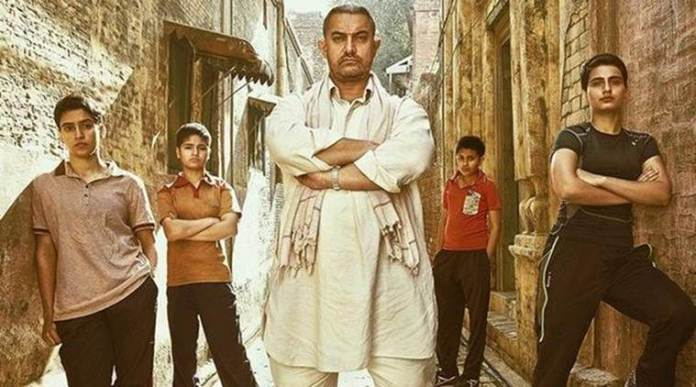 Top 10 Movies Of Aamir Khan - Dangal