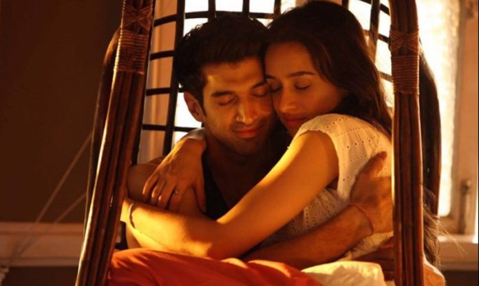Shraddha and Aditya shared lovely chemistry in OK Jaanu