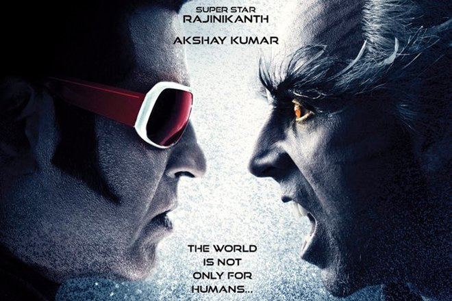Robot 2 new release date has been announced, to release on 25 Jan 2018