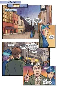 Titan Comics – Eighth Doctor #3