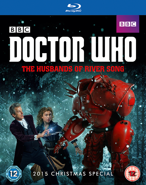 Doctor Who The Husbands of River Song