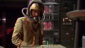 Peter Davison - Four To Doomsday - Doctor Who (c) BBC