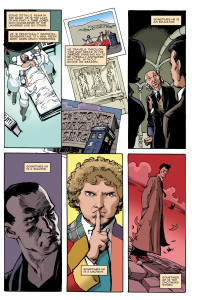 DOCTOR WHO: PRISONERS OF TIME OMNIBUS - Preview 2